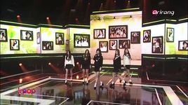 my first love (151002 simply kpop) - berry good