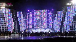 hi (151004 hallyu dream concert) - lovelyz
