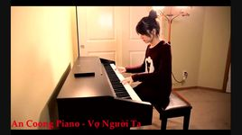 vo nguoi ta (piano cover) - an coong
