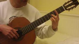 huong dan guitar solo doan dao dau (intro nho oi) - v.a