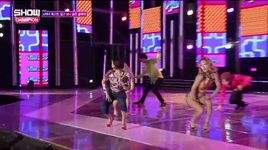 dance music (151007 show champion) - kim so jung