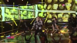 chocolate (151009 simply kpop) - kangnam (m.i.b)