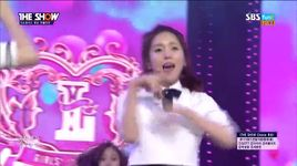 ah-choo (151013 the show) - lovelyz