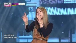 nothing (151014 show champion) - yoo sung eun