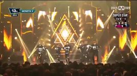 rush (151014 show champion) - monsta x