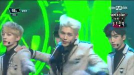 so, dangerous (151014 show champion) - up10tion