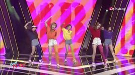 dumb dumb (151016 simply kpop) - red velvet