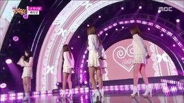 my first love (151017 music core) - berry good