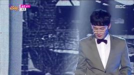 a sad man (151017 music core) - dang cap nhat