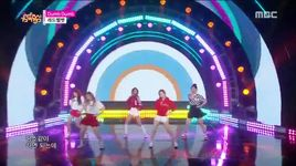 dumb dumb (151017 music core) - red velvet