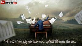 neu mai minh chia tay (lyrics) - kaisoul