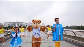teddy bear - chi thien, bao an