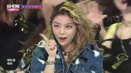 mind your own business (151021 show champion) - aliee