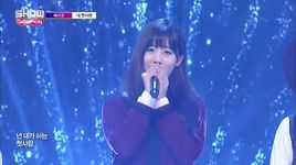 my first love (151021 show champion) - berry good