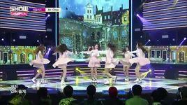 ah choo (151021 show champion) - lovelyz