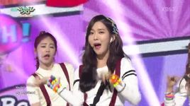 my friend's boyfriend (151023 music bank) - dang cap nhat