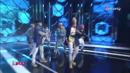 the beat (151023 simply kpop) - topp dogg