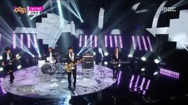 i'm fine (151024 music core) - kim dong wan