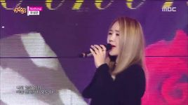 nothing (151024 music core) - yoo sung eun