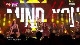 mind your own business (151024 music core) - ailee