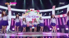 ah choo (151024 music core) - lovelyz