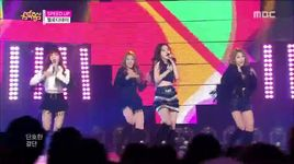 speed up (151024 music core) - melody day