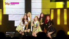 like ooh-ahh (151024 music core) - twice