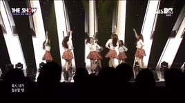 ah choo (151027 the show) - lovelyz