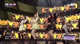 like ooh-ahh (151027 the show) - twice