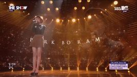 sorry (151027 the show) - park bo ram