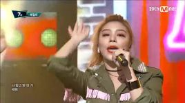 mind your own business (151029 m countdown) - ailee