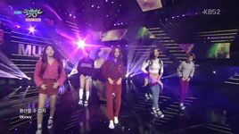 diamond (151030 music bank) - f(x)