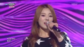 speed up (151030 music bank) - melody day