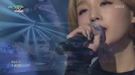 sorry (151030 music bank) - park bo ram