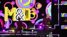 i wish (151030 simply kpop) - m&d