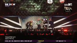 boyz with fun & dope (151103 the show) - bts (bangtan boys)