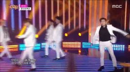 hero (151107 music core) - monsta x