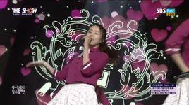 ah-choo (151110 the show) - lovelyz