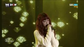 hallo (151110 the show) - melody day