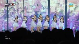 closer (151110 the show) - oh my girl
