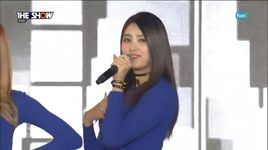 up & down (151103 the show) - exid