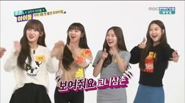 weekly idol (tap 223) (vietsub) - v.a, oh my girl