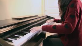 am tham ben em (piano cover) - an coong