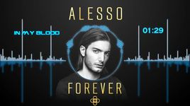 in my blood - alesso