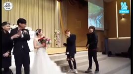 151121 got7 confession delivery project #1 (sing 'confession song' @ wedding) (vietsub) - got7