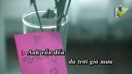 anh (karaoke) - my le, tran tam