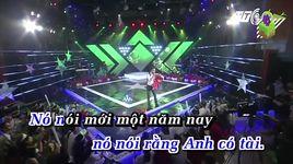 anh ba hung (karaoke) - dam vinh hung