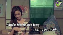 anh khong may man (karaoke) - chau khai phong