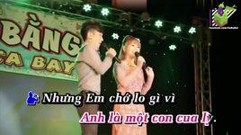 anh la con cua (karaoke) - phi bang, trieu minh