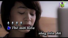 anh so yeu (karaoke) - hoai nam bozo, khac anh